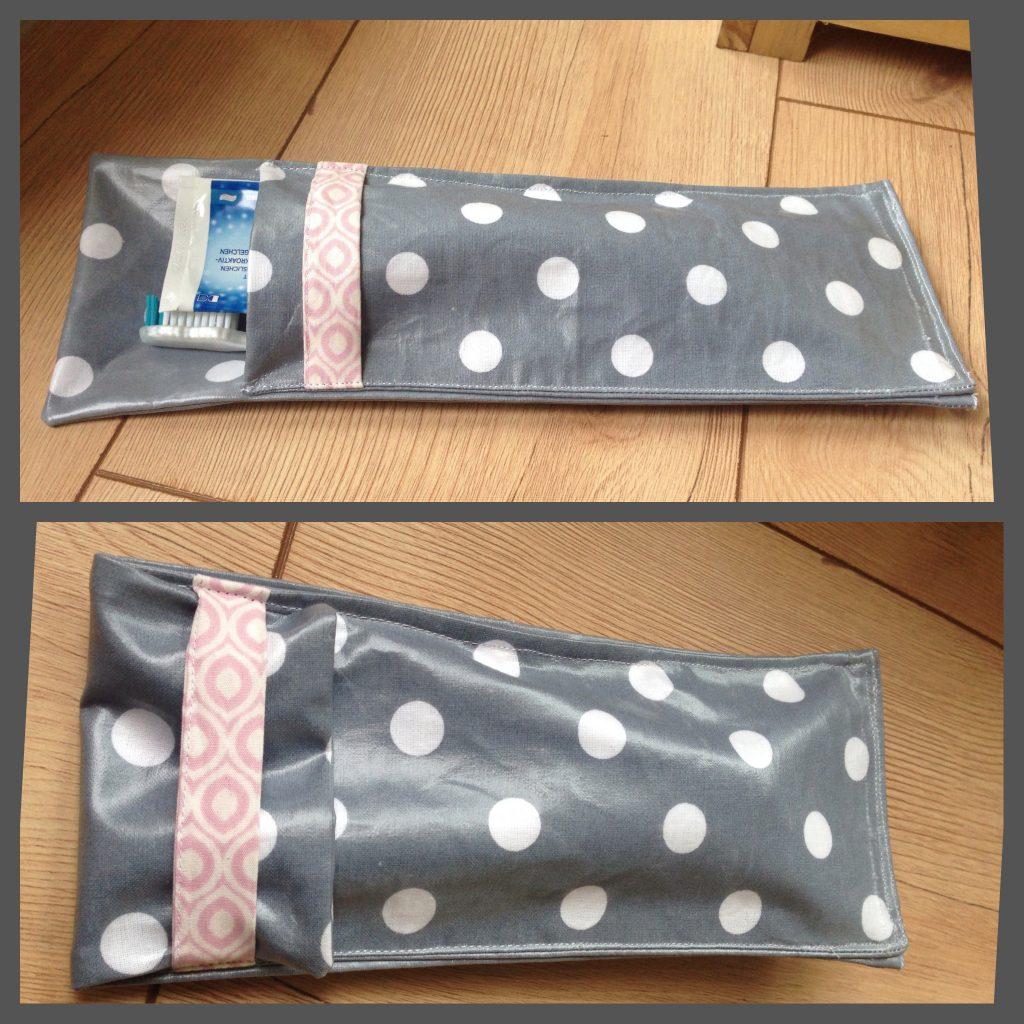 Zahnbürsten-Tasche