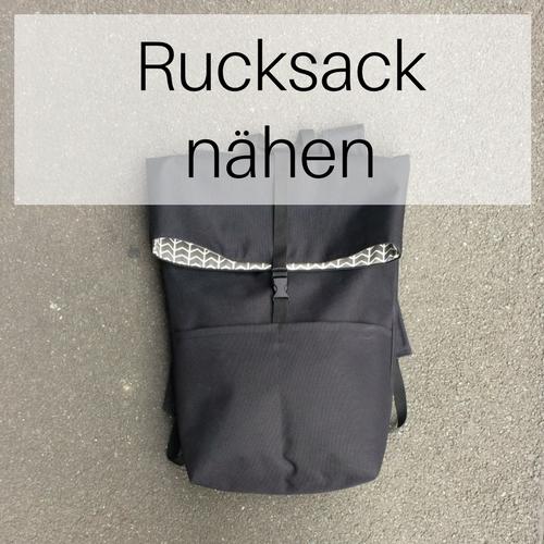 Anleitung Rucksack