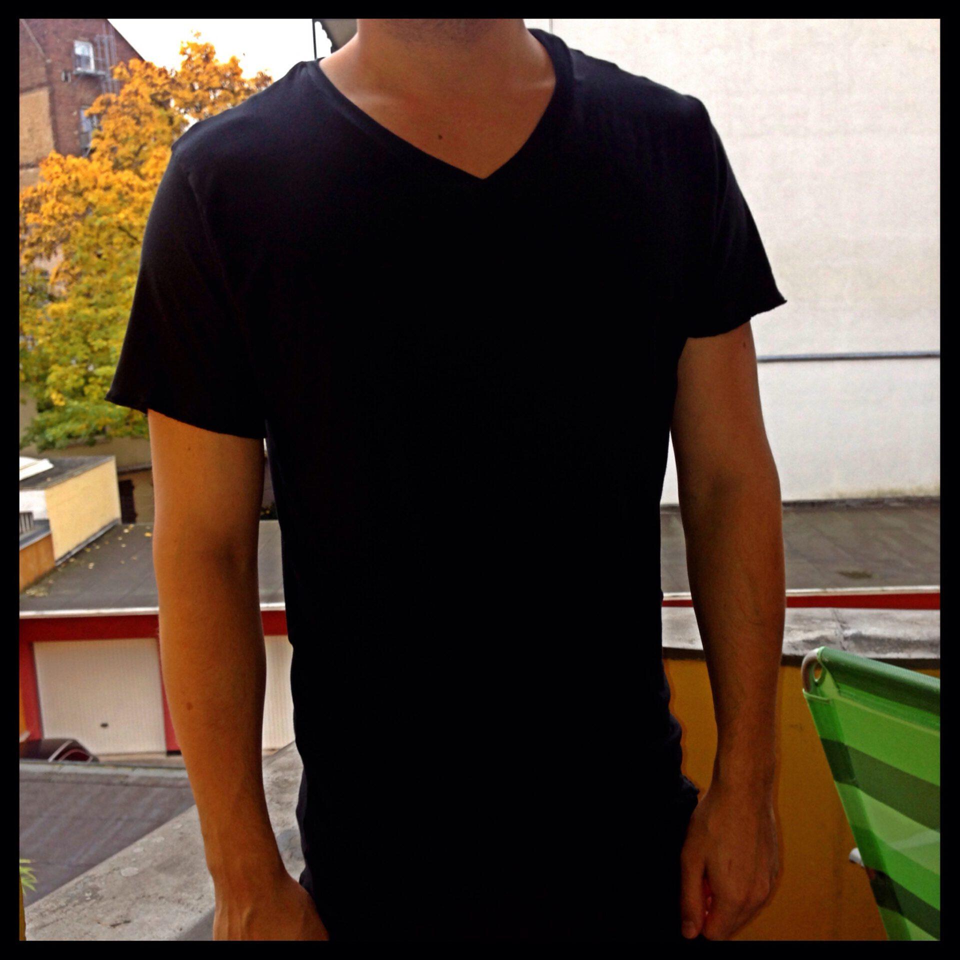 Shirt Mann