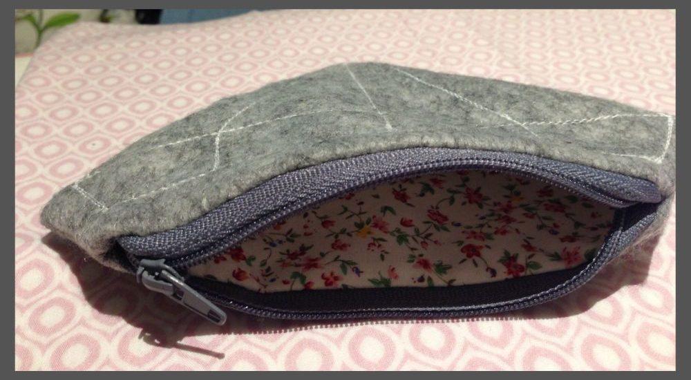 Diamant-Tasche