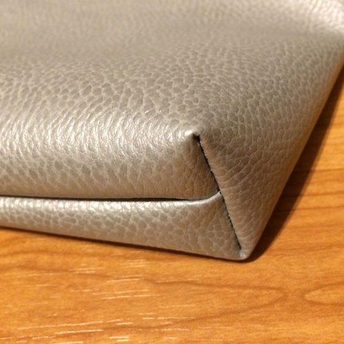 Der Boden der Handtasche