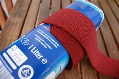 (1) Maßnehmen am Tetrapack