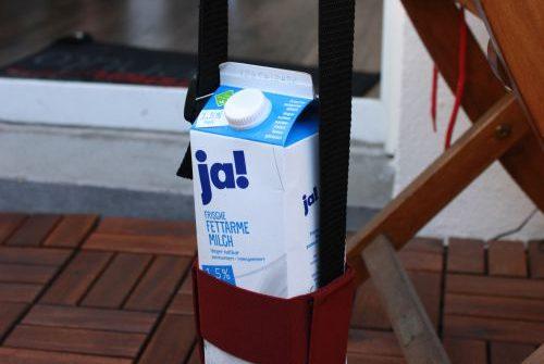 Tetrapack Träger