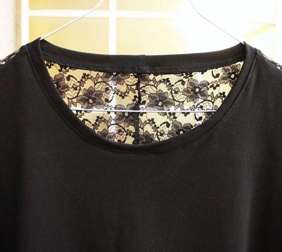 Shirtkleid Ausschnitt