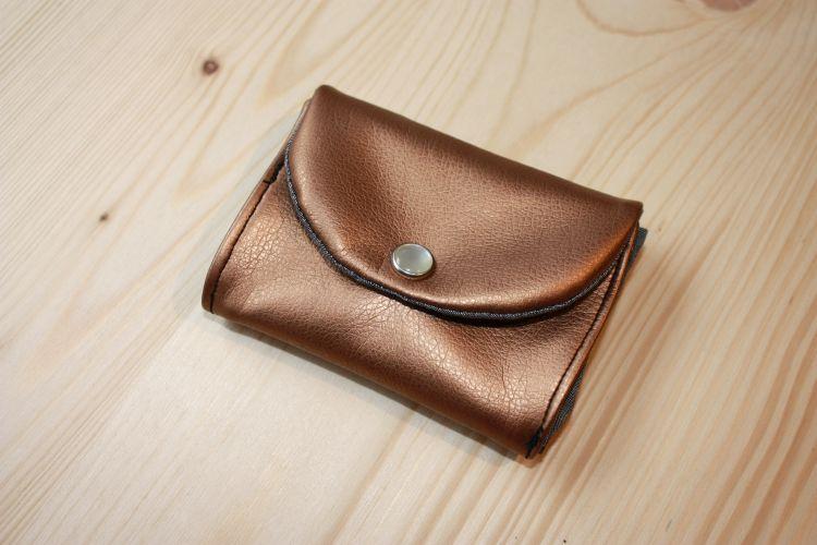 Portemonnaie geschlossen