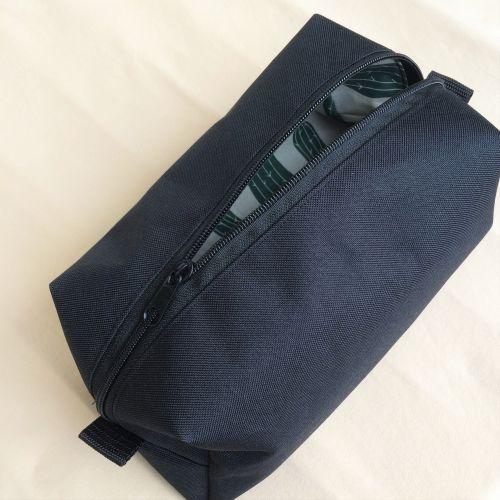 geöffnete Tasche