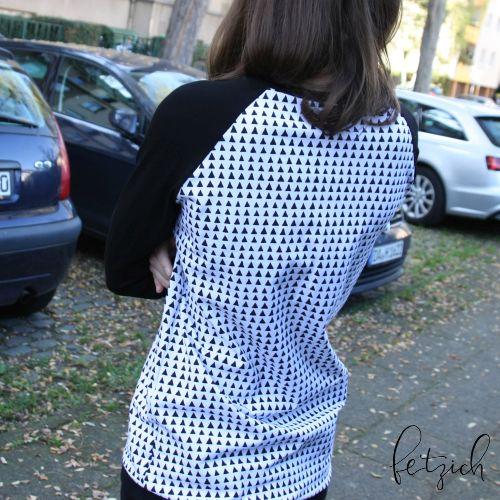 Shirt Amy Rückenansicht