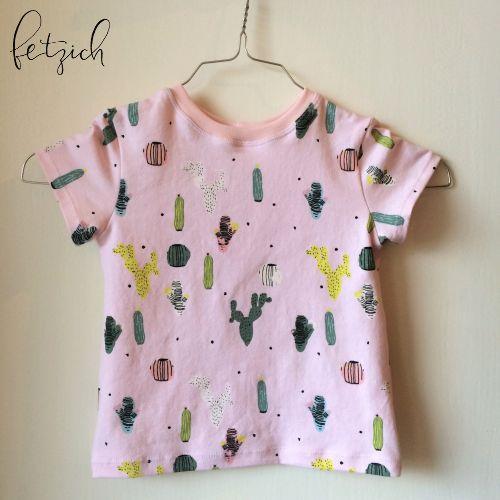 Kinder-T-Shirt Sam