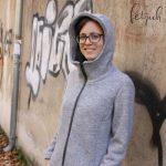 Walkmantel Kapuze 150x150 - Kleiderschrank
