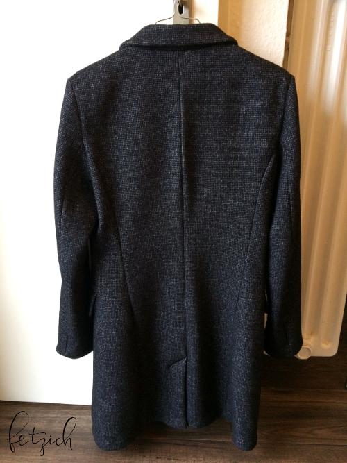 Mantel Rückseite