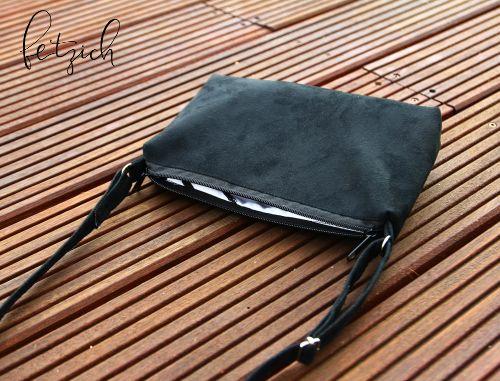 Handtasche Cambag aus Wildlederimitat