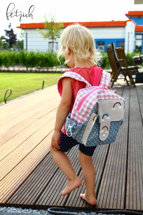 Kindergartenrucksack Rudi