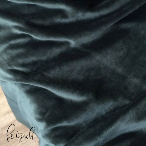 Nicki2 - Kuscheliger Blouson aus Nicki-Stoff