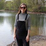 Mila Dungarees - Eine Latzhose aus Cord