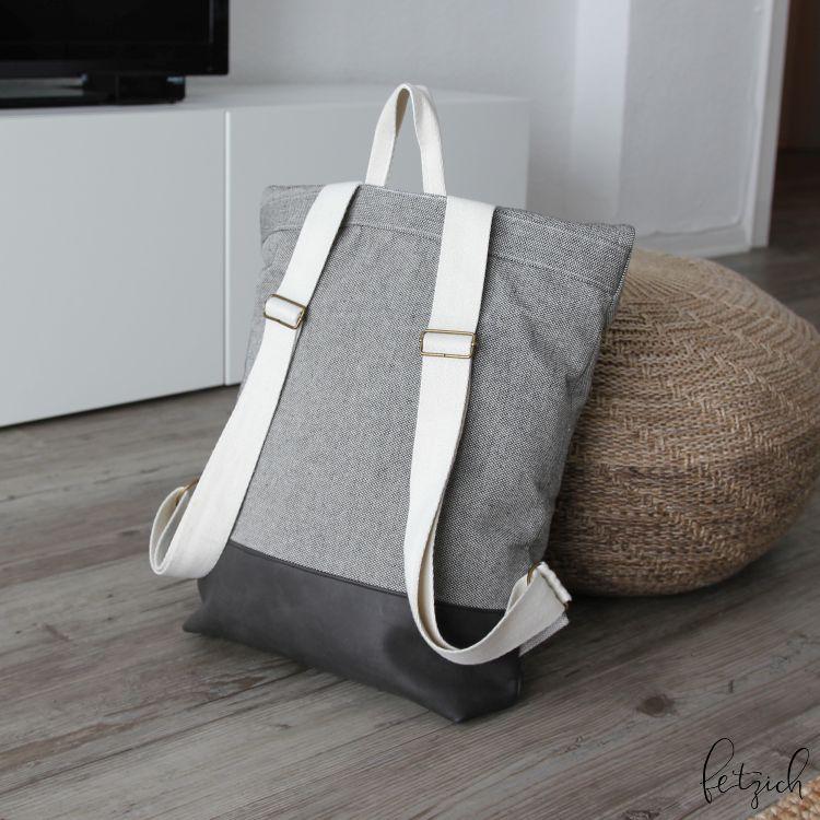 Rucksack Range Backpack Rückseite