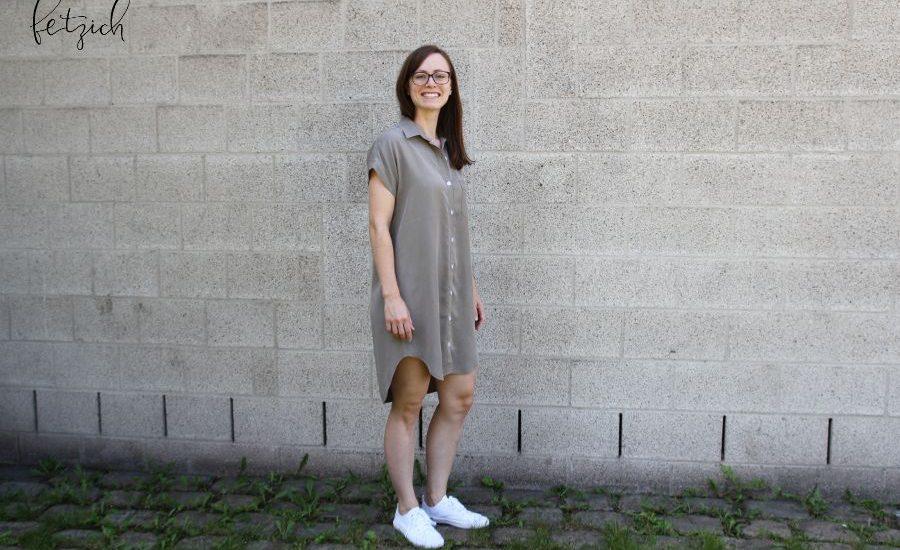 Shirtdress Kalle aus Tencel