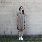 Kalle Shirtdress aus Tencel