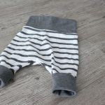 Geschenke zur Geburt: Patchwork-Decke & Pirate Pants