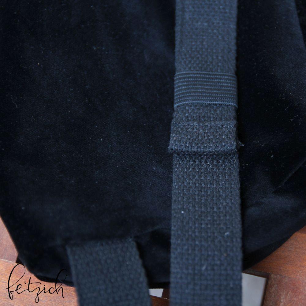 Halterung für Baumwollband