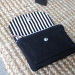 Samstag Wallet - Ein kleines Portemonnaie für's Wochenende