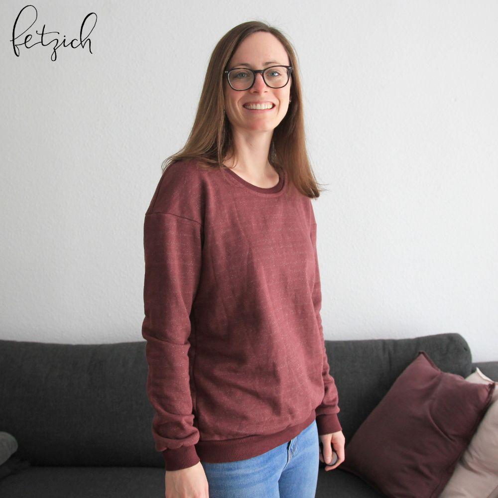 Pullover Zoey aus Bio-Baumwolle