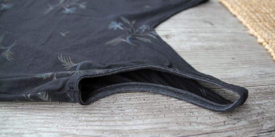 Upcycling Top Jersey Camisole