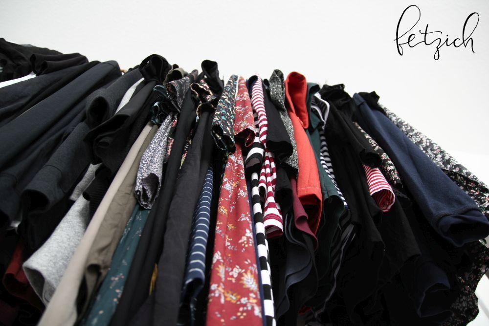 Meine Garderobe für den Herbst