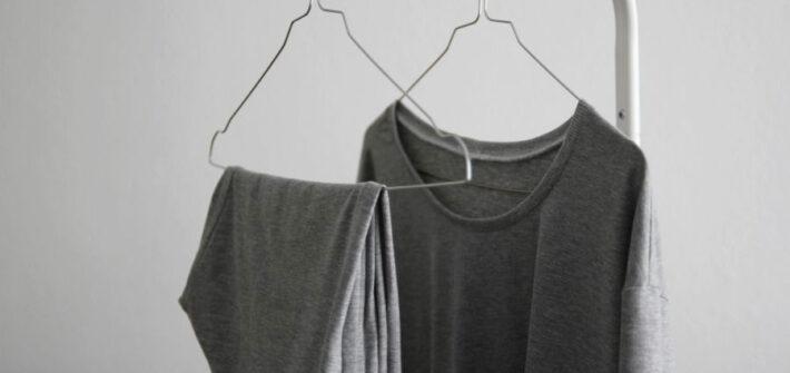 Schlafanzug aus Baumwolljersey