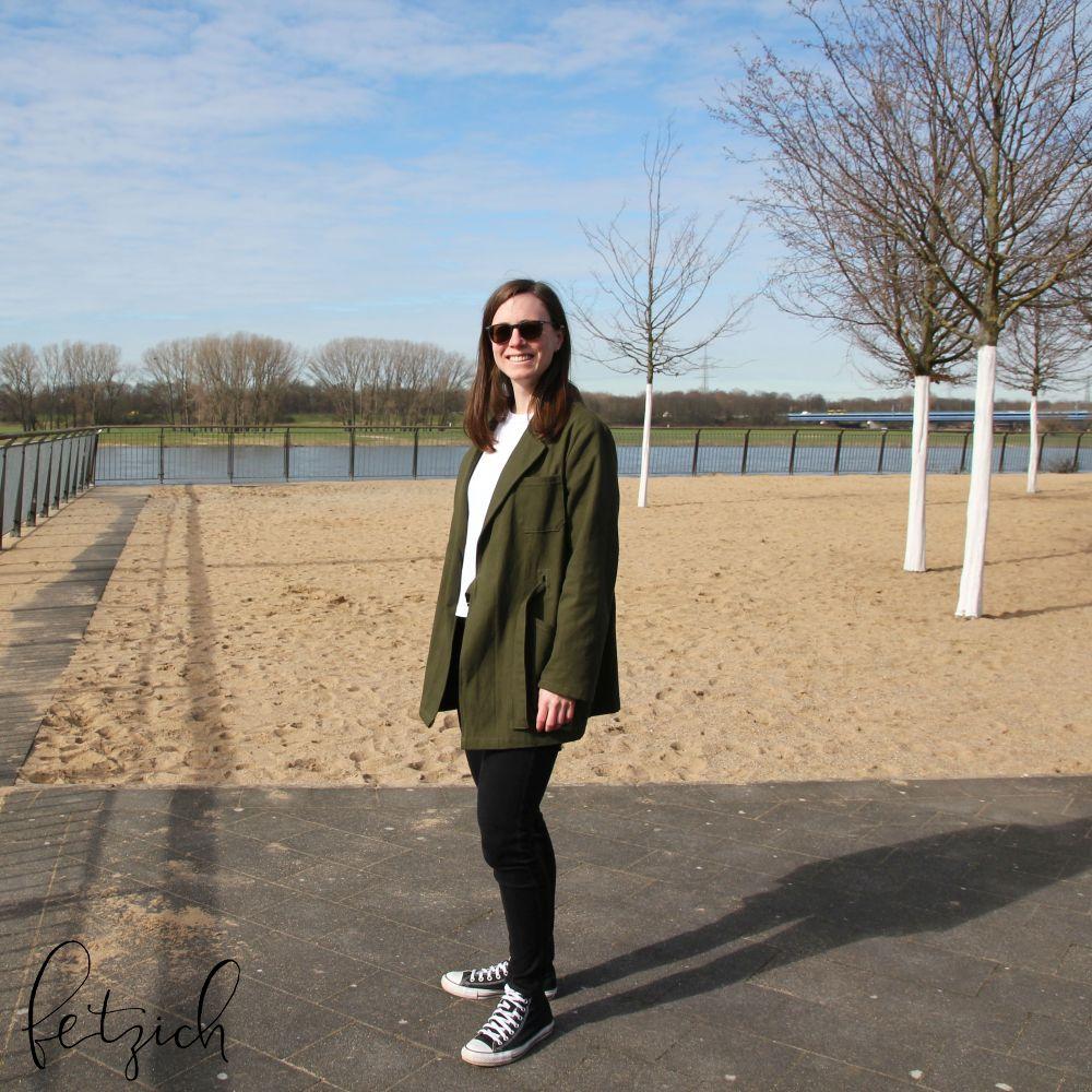 Top 5 Jacken-Schnittmuster für den Frühling